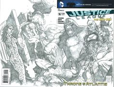 Justice League: DOOM Commission by Ace-Continuado
