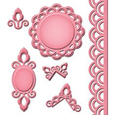 Pre-order Spellbinders Asian Accents S5-123