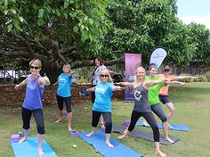 Sunshine Coast partnerships provide free and subsidised community yoga classes - Australasian Leisure Management Commercial Fitness Equipment, No Equipment Workout, Mindfulness Training, Pop Up Ads, Total Gym, International Companies, Wearable Technology, Wellness Fitness