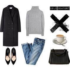 "MINIMAL + CLASSIC: ""Cold Comfort"" by fashionlandscape"
