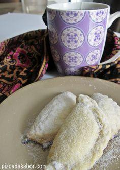 Cómo hacer empanadas de piña {paso a paso} - Pizca de Sabor