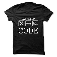 #Statestshirt... Cool T-shirts  Worth :$19.00Purchase Now    Low cost Codes   View pictures & photographs of Eat Sleep Code t-shirts & hoodies:For those who don't completely love our design, you'll be able to SEARCH your favourite one through the use of search ....