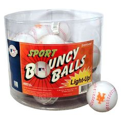 Bouncy Balls New York Mets