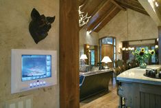 Fully functional security system - Plan 011S-0001   houseplansandmore.com