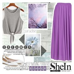 """""""SheIn"""" by lejlamekic ❤ liked on Polyvore featuring WallPops"""