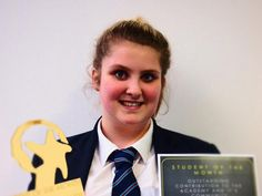 Student of the Month Feb 2014: Brooke Walters Miss Gwyer: Brooke did a fantastic job organising & participating in a house assembly. Each week in tutor she has a lovely way of getting the whole group to listen & respond to her. She really is a pleasure to teach. Miss Pollard:Brooke used her own initiative & time to create a ppt & other resources for our house assembly. She supported younger students by giving them roles & responsibilities. A very selfless team player.