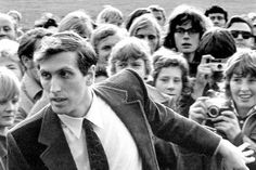 The American Bobby Fischer became the World Chess Champion when he defeated the Soviet grandmaster and reigning World Champion  Boris Spassky in Reykjavík in the summer of 1972.