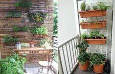 Jardim Vertical na Varanda de Apartamento Pequeno6   Dicas News 2017