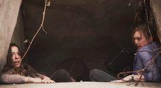 (GIF) Agents of SHIELD<<< Fitz looks like an awkward Scottish sunshine enduring his first sunrise....