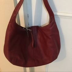Coach hobo bag Authentic leather hobo Coach Vintage bag. Exxellent P conditions. Coach Bags Hobos