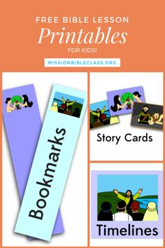 Print these activities to go with children's Bible lessons. Toddler Sunday School, Sunday School Crafts, Bible Crafts For Kids, Bible Lessons For Kids, Educational Activities For Kids, Bible Activities, Egypt Crafts, Free Bible, Children's Bible