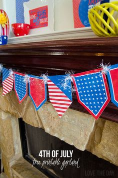 4th Of July Ideas::