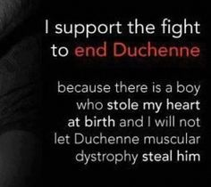 My nephew/godson Nathan has Duchenne Muscular Dystrophy.. please LIKE his page and pray for him and his family.  https://www.facebook.com/NathansJourneyDMD