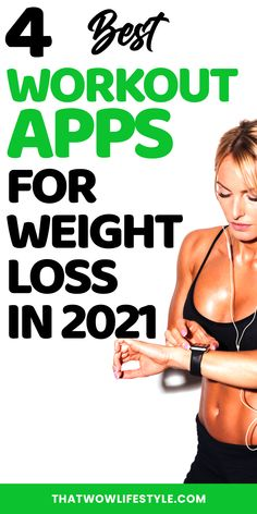 Are you interested in losing weight from home using the best workout apps? Check out the 4 best ones I recommend. // Best Workout Apps For Women // Free Workout Apps // Best At Home // Apple Watch #bestworkoutapps #appsforweightloss Lose Weight In A Month, Lose Weight At Home, Loose Weight, Ways To Lose Weight, Losing Weight, Best Free Workout Apps, Best Weight Loss, Lose Belly Fat, Fun Workouts