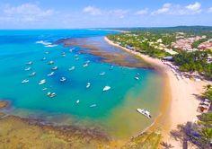 O que fazer na Praia do Forte BA: Onde ficar, Onde comer, Dicas, Praias, Passeios, Pousadas, Hotel, Turismo, Melhores praias litoral Norte da Bahia