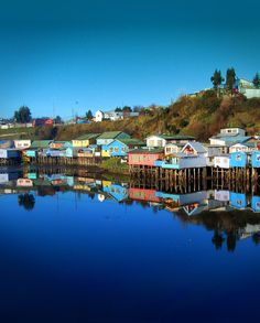 Chiloé, Chile. Juan Fernandez, Patagonia, Ushuaia, Best Vacations, Marrakech, South America, Morocco, Around The Worlds, Cityscapes