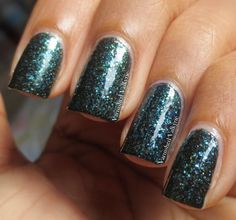 Bionic Mmmm-Detector Full Size Nail Lacquer : The Good Parts Collection. $10.00, via Etsy.