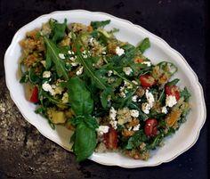 Quinoa Salad with Pumpkin