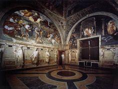 Rafael Sanzio - Sala de Heliodoro, Palacio Apostólico del Vaticano
