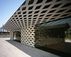 Architecture-Page | Chokkura Plaza by Kengo Kuma & Associates