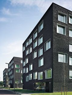 Student Halls of Residence in Delft | DETAIL inspiration