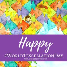 June 17 is #WorldTessellationDay! I am throwing a party for the holiday I created tomorrow at the public library in McMinnville, Ore. When: 1:30 p.m. Where: Carnegie room What?: Something old, something new, something crunchy! This is the second World Tessellation Day celebration. If you were at the first, I'm switching things up a bit. […]