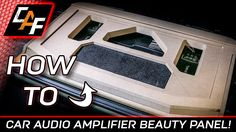 I built a beauty panel for my amplifiers heres the step by step process.