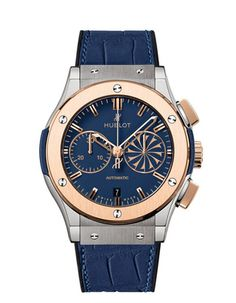 The Classic Fusion Mykonos watch by Hublot