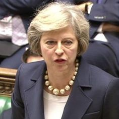 Image result for theresa may necklace Theresa May, Monster Design, Image