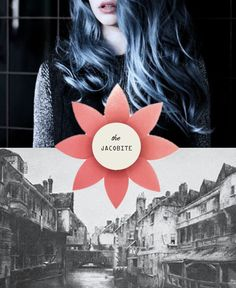 thepalestdreamer:    She called herself the Jacobite - Ivy (Divya) Jacob  // The Bone Season by Samantha Shannon //