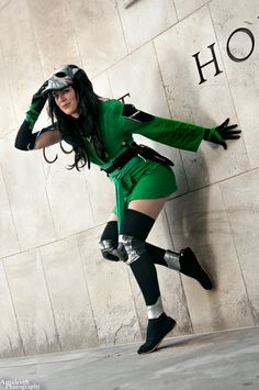 Cheshire from Young Justice Cosplay http://geekxgirls.com/article.php?ID=3517