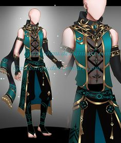 Male outfit adopt 158 auction closed by gattoadopts stroje в Anime Outfits, Cool Outfits, Male Outfits, Urban Outfits, Dress Drawing, Drawing Clothes, Fashion Design Drawings, Fashion Sketches, Warrior Outfit