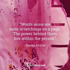 Quotable – Renée Ahdieh