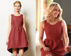 Fashion of Glee - Glee Fashion & Style (Search results for: Quinn Fabray)