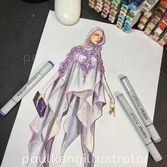 New Fashion Ilustration Collage Design Artists Ideas Fashion Design Sketchbook, Fashion Design Drawings, Fashion Sketches, Fashion Collage, Fashion Art, Fashion Desinger, Fashion Illustration Dresses, Modele Hijab, Fashion Silhouette