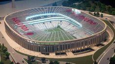 Türkiye'nin ilk akilli stadyumu VODAFONE ARENA