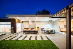 Queen Street Project - contemporary - patio - Melbourne - C.O.S Design