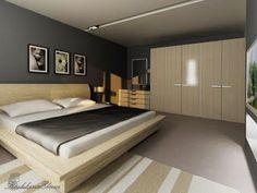 Bedrooms with very special design by Koshkina Elena