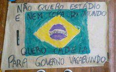 Só assim para o Brasil ir pra frente