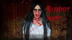Bloody Mary Makeup Tutorial | Halloween 2015