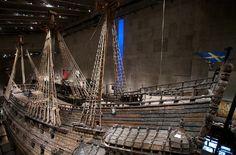 Vasa Museum, Stockholm, Sweden, Photo credit: OneHungLow