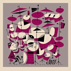 Derek - Beat Crazy
