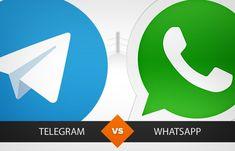 G.H.: WhatsApp ou Telegram? Veja qual é o melhor aplicat...