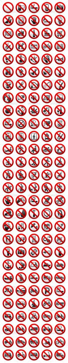 safety symbols worksheet - Google Search | safety ...