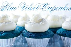 Red Velvet gets all the glory, but these Blue Velvet Cupcakes are stealing the spotlight! Make this lovely dessert with your BeaterBlade and you'll cut your mixing time by half. More about BeaterBlade here: http://newmetrodesign.com/content/BeaterBlade.html