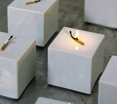 Leave the Light On Candle / Designed by Julia Thesenfitz, this beautiful oil lamp is a simple play on your eyes. Made of porcelain and brass, the match seems to never go out. http://thegadgetflow.com/portfolio/leave-the-light-on-candle-230/