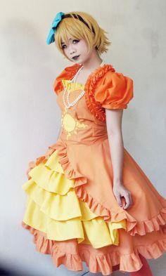 Rose Lalonde (fancy!Godtier) - Homestusck