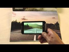 Toyota: QR Road See what happens when you use your smartphone while driving