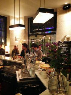Cafe Trama // 83, rue du Cherche-Midi (6e)