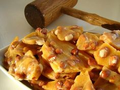 Vegan Peanut Brittle | Made Just Right by Earth Balance